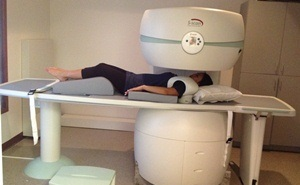 Photo of MRI Machine